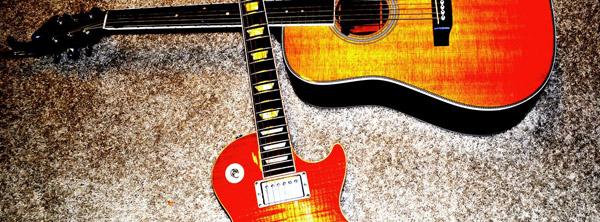 guitare acoustique vs electrique